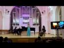 Екатерина Клеменс Полно, зачем ты слеза одинокая (музыка А. Варламова, стихи Г. Гейне)