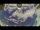 МКС пролетаем над островом Сахалин