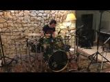 Пробная запись барабанов