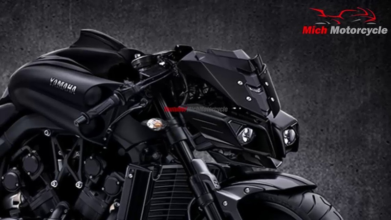 New Yamaha Vmax 1679cc 2019 Concept - By Jakusa Design | Mich Motorcycle