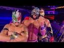 Kalisto, Gran Metalik and Lince Dorado (Lucha house party) Kiss The Sky