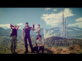 Стрим по Final Fantasy XV на PC! - Прохождение #4