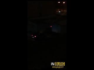 Жителей улицы Электриков разбудила сигнализация