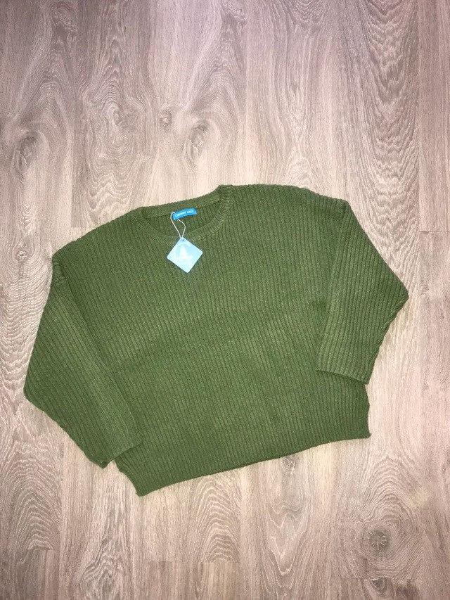Мой идеальный свитер