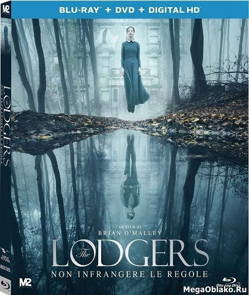 Обитатели / The Lodgers (2017/BDRip/HDRip)