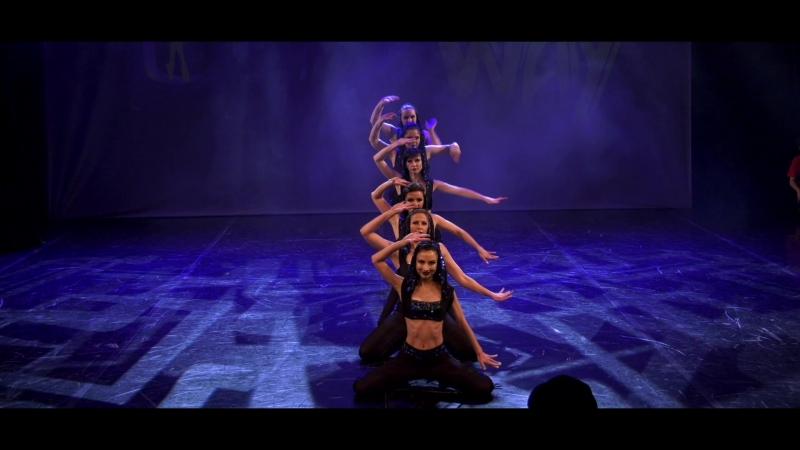 DANCEWAY 15.04.18 Golden Love Show - Океаны. ХОРЕОГРАФ Орлова Анастасия