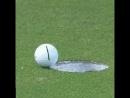 Везучий гольфист