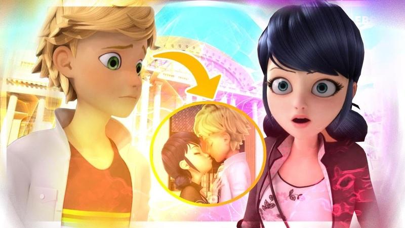 ¿Veremos Como Novios A Marinette Y Adrien En La Segunda Temporada? - Miraculous Ladybug