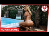 The Beautiful Victoria Lomba in a Bikini at the Hot Tub! by Tempt App