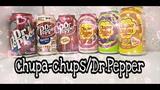 Chupa-Chups_Dr. Pepper дегустация. +конкурс.