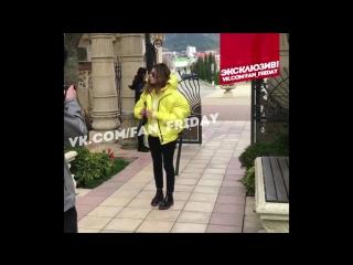 Эксклюзив! «ОРЕЛ И РЕШКА: РОССИЯ»: Приключения Жанны Бадоевой в Геленджике!