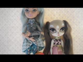 ♡ распаковка двух куколок ♡