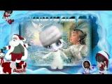 Зайка ZOOBE С Рождеством Христовым