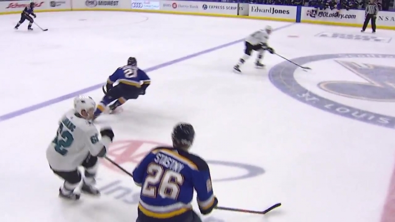 San Jose Sharks vs St. Louis Blues – Feb. 20, 2018 _ Game Highlights _ NHL 2017_