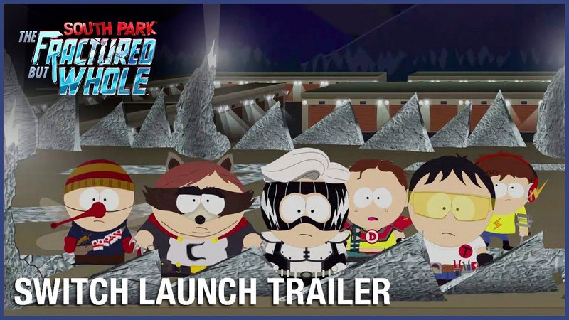 South Park: The Fractured But Whole: Switch Trailer