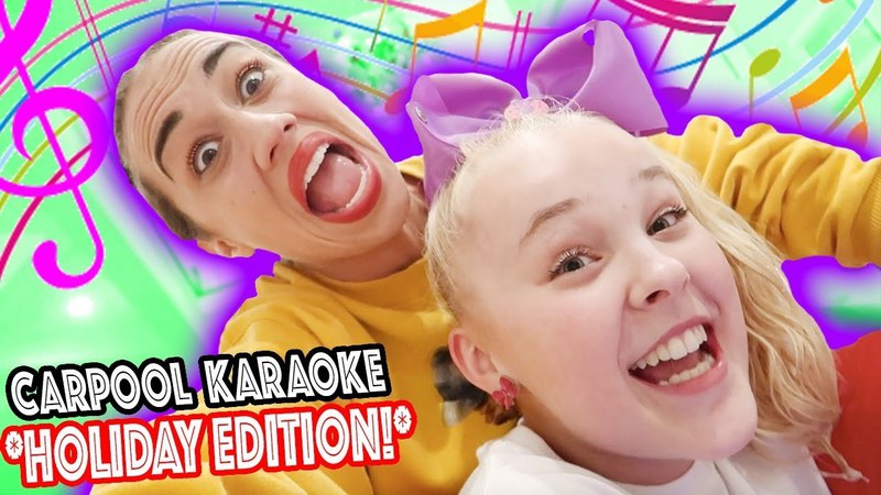 BEST CARPOOL KARAOKE EVER WITH MIRANDA SINGS!