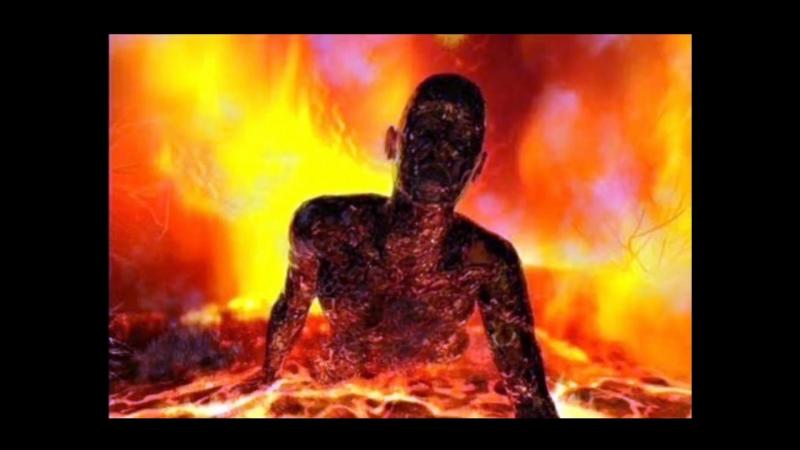 Видение иного мира: в аду горел сам Магомет.