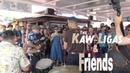 The Kaw Ligas Friends At Santi's Beach Bar by RHR©SCMN20