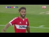 Чемпионат Англии 2018-19 Championship 5 тур Мидлсбро - Вест бромвич Альбион 1 тайм