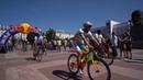 Старт 12-го этапа велогонки Red Bull Trans-Siberian Extreme