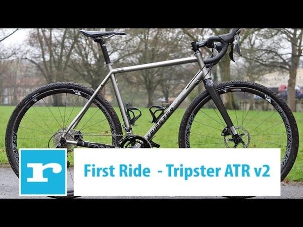 First Ride - Kinesis Tripster ATR v2
