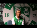 Our new signing Shannon McGregor and her aspirations for the season