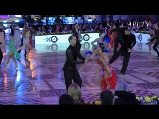 Роман Ковган - Дарья Палей -Джайв - API TV DANCE STARS