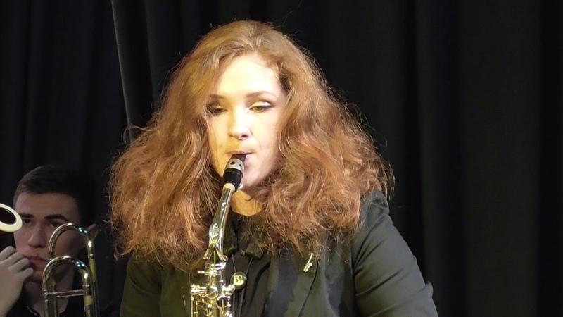 Жюль Демерссман Фантазия для саксофона альта и духового оркестра
