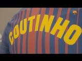 [BEHIND THE SCENES] Презентация Коутиньо в качестве игрока Барселоны