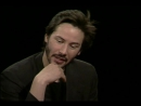 Keanu Reeves — Charlie Rose 02/02/2001