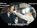 {Оригинал} Мистер Солнечный свет 24 серия (END)