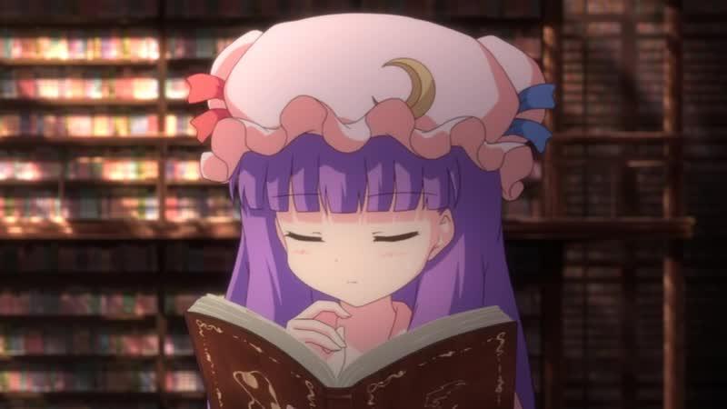 Touhou Niji Sousaku Doujin Anime Musou Kakyou 02 Zetsubou
