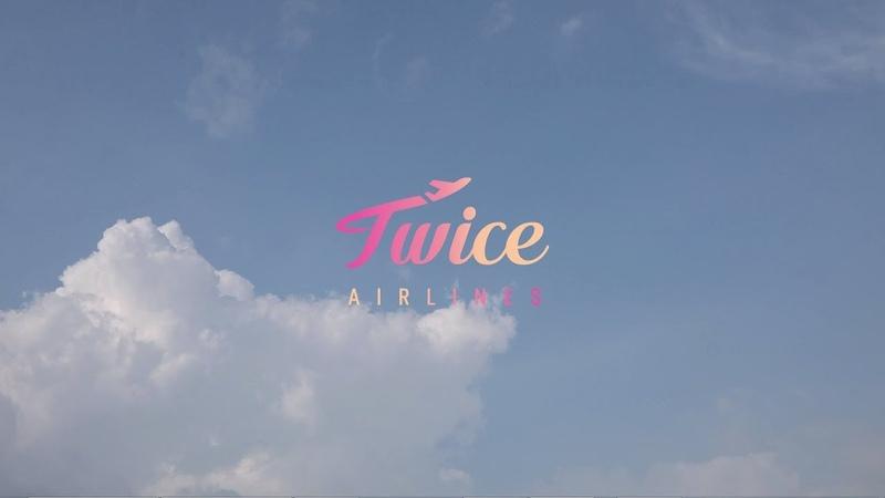 "TWICE JAPAN SEASON'S GREETINGS 2019 ""TWICE AIRLINES"" Teaser 2"