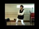EXO - 130606 Shim Shim Ta Pa - D.O. dancing to Gentleman
