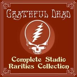 Grateful Dead альбом Complete Studio Rarities Collection