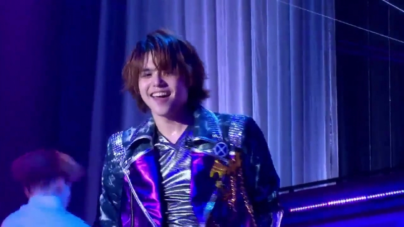 Yuma Uchido — «Zeus♂ ~Ore wa Saikyou Star~» (Live @ Music Ready Sparkling!)