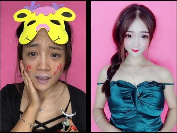 Vịt hóa thiên nga   Đỉnh cao của Makeup   Makeup beauty magical   Don't Judge Challenge   Part 9