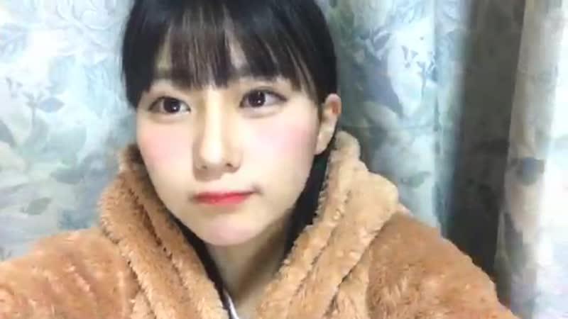 181028 Showroom - HKT48 Team H Tanaka Miku 0500