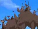 Король Лев 2:Гордость Симбы,часть 1-ая
