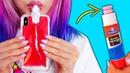 How To Sneak Candy In Class! Edible DIY School Supplies! Prank Wars!