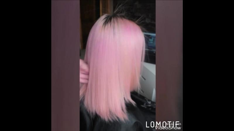 Розовый ботокс 💕