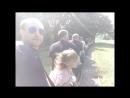 Cu Micuța Nepoțică, cu trenuțu prin Parc 🏁☸️🚂🚃