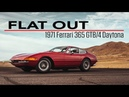 Flat Out 1971 Ferrari 365 GTB/4 Daytona