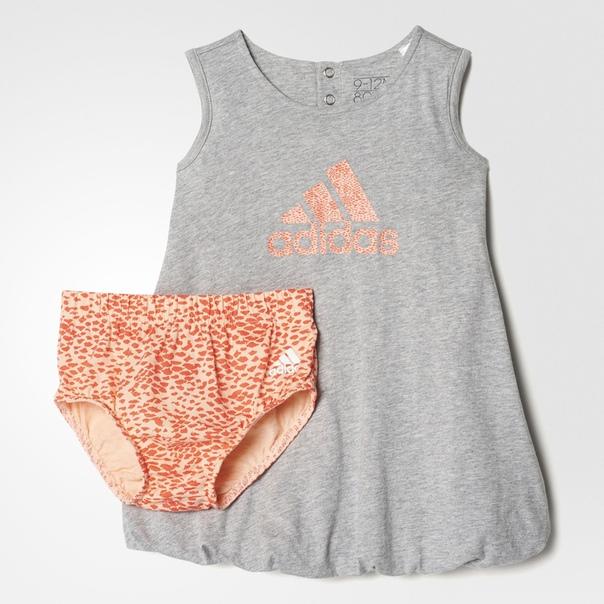 Комплект: платье и шорты Summer