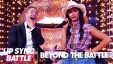 Derek Hough &amp Nicole Scherzinger Go Beyond the Battle Lip Sync Battle