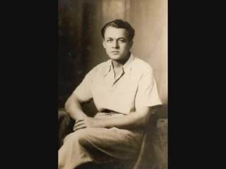 Sergei Lemeshev- Elegie 1940