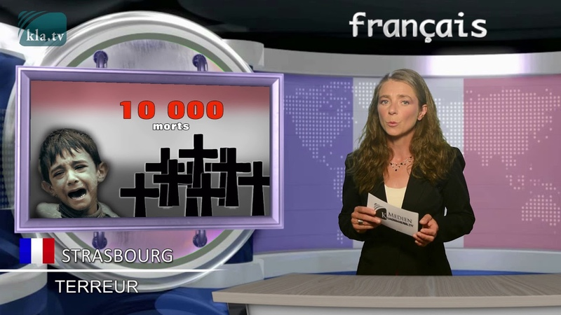 Kla.tv / La France COMPLICE de Crimes de guerres au Yémen (24.08.18)