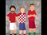 Luka Modric - best player