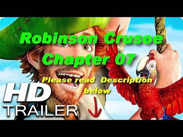 [English Story] Robinson Crusoe chapter 07 - Learning English