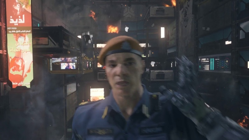 Call Of Duty 12 Black Ops 3 (PC, 2015) Миссия 10 Лотосовые башни